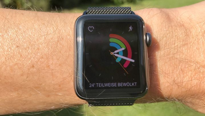 Apples neue Smartwatch: Die Series 2 im Test