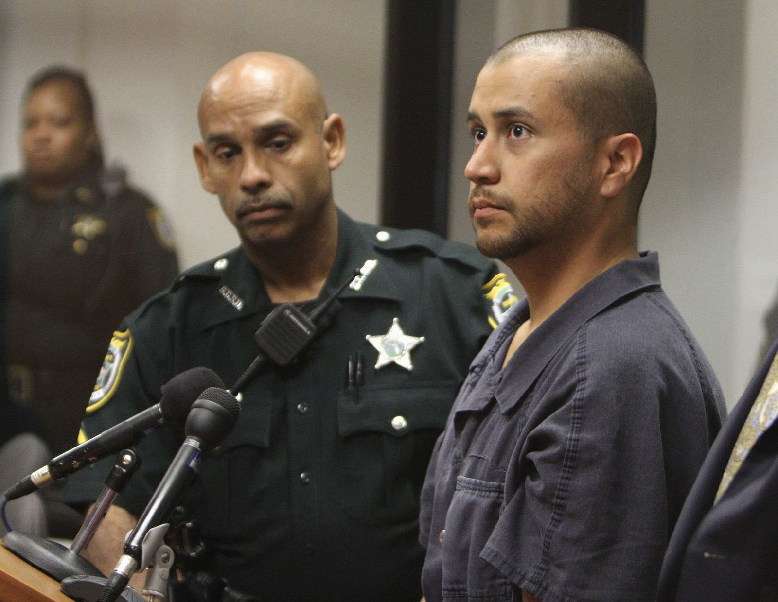 George Zimmerman vor Gericht