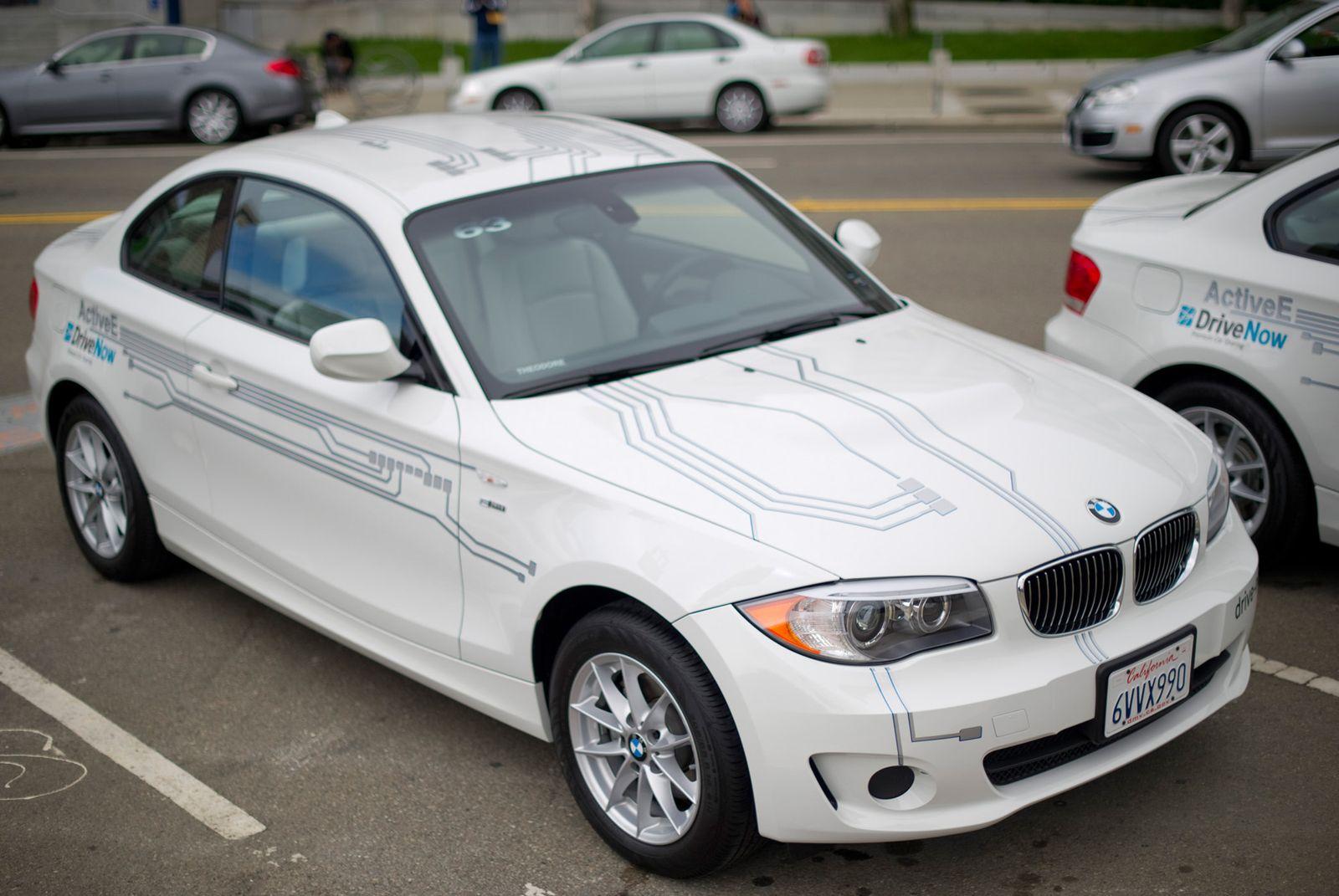 BMW / Drive now