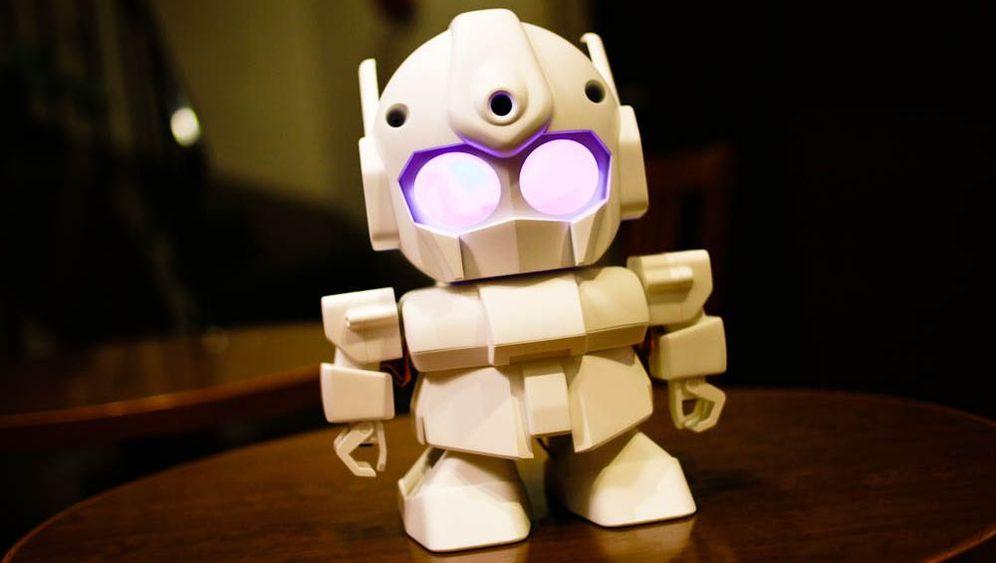 Roboter-Bastelset: Diese niedliche Kampfmaschine hat Linux im Kopf