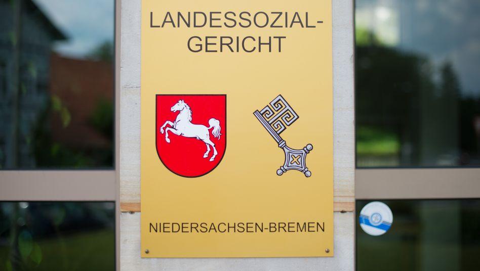 Landessozialgericht Niedersachsen-Bremen in Celle (Archivbild)
