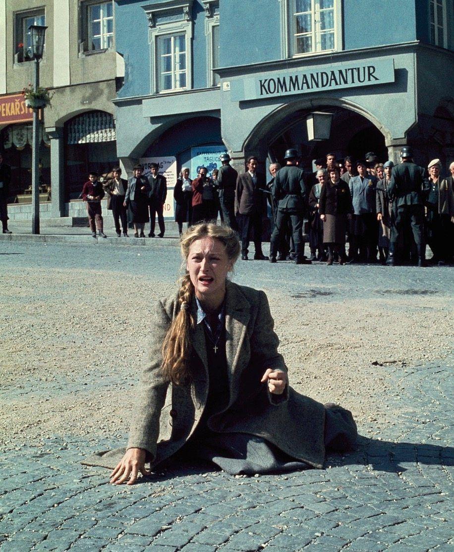 "Meryl Streep in ""Holocaust"""