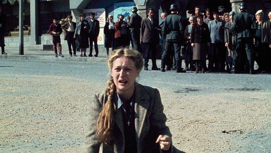 """Meryl Streep in """"Holocaust"""": Erschütterte und beschämte Deutsche"""