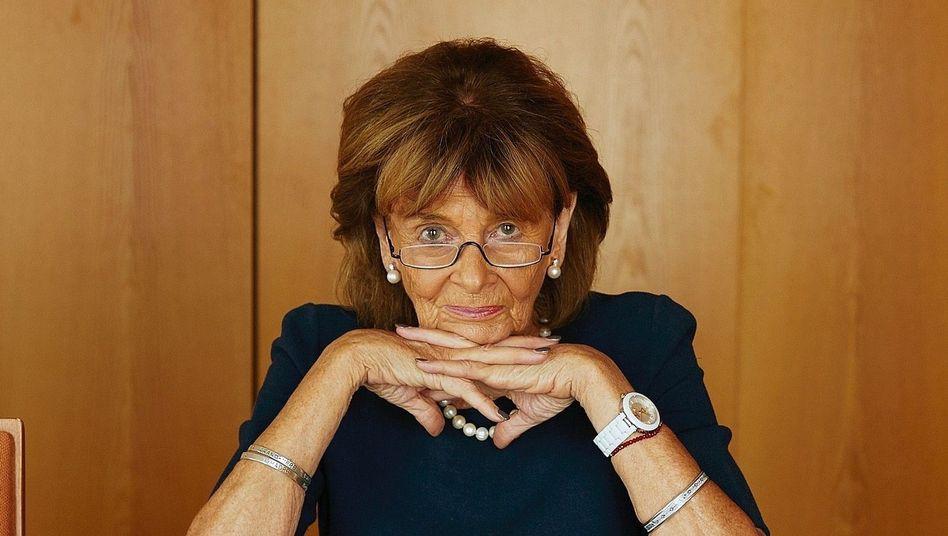 """Ex-Zentralratschefin Knobloch, 85: """"Wir stehen vor einem Ungetüm"""""""