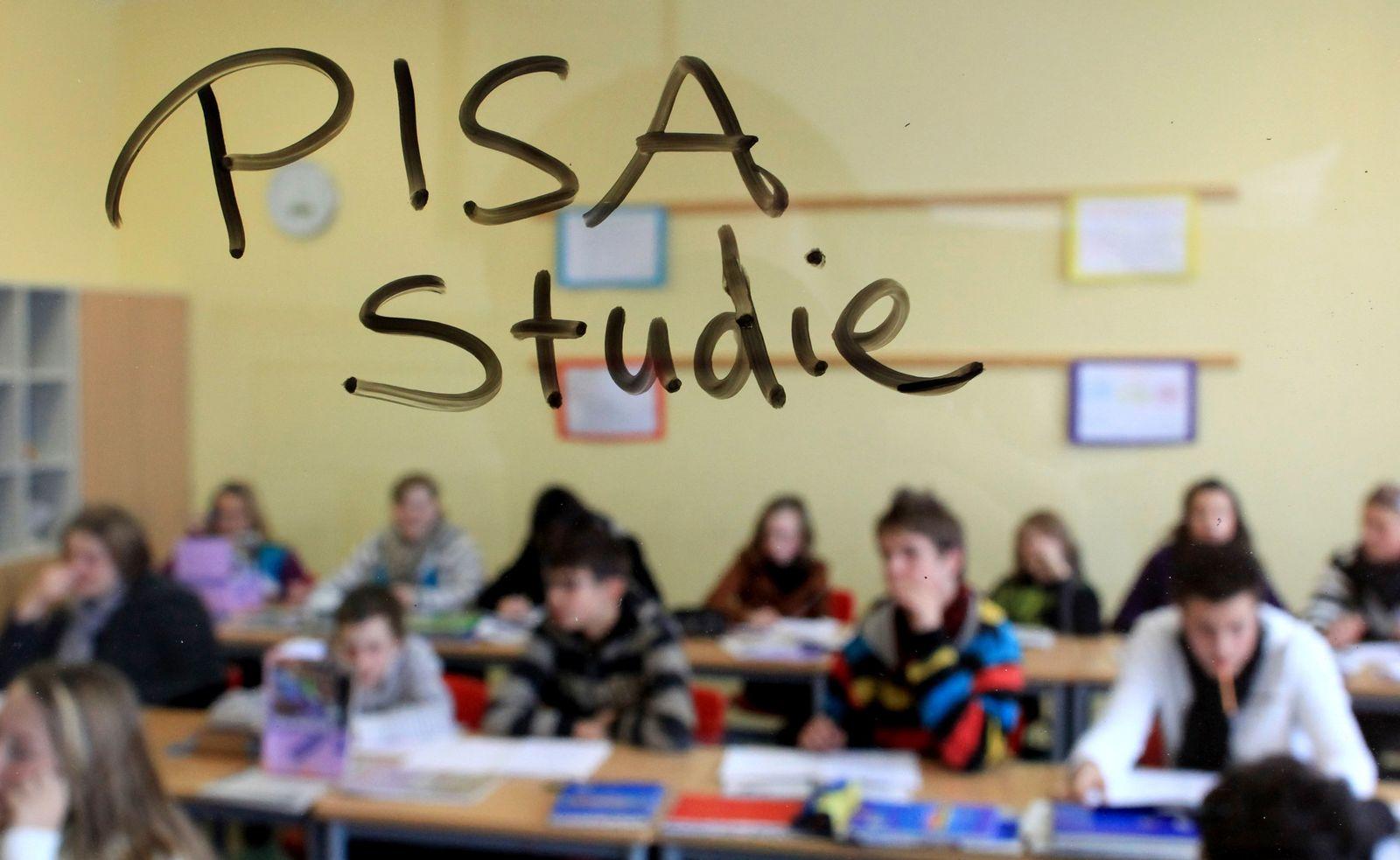 PISA/Studie 2010