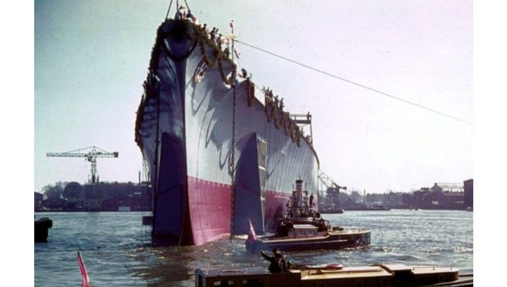 """Untergang der """"Tirpitz"""": Bomben auf das Biest"""