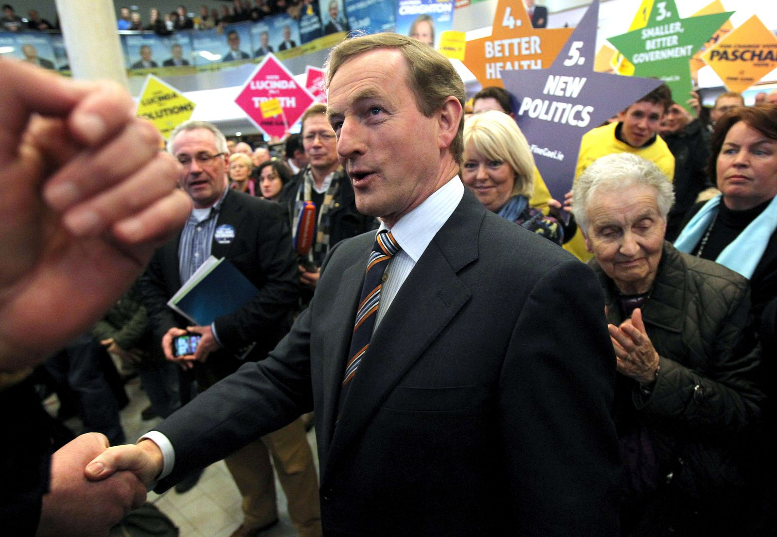 IRELAND-VOTE-KENNY
