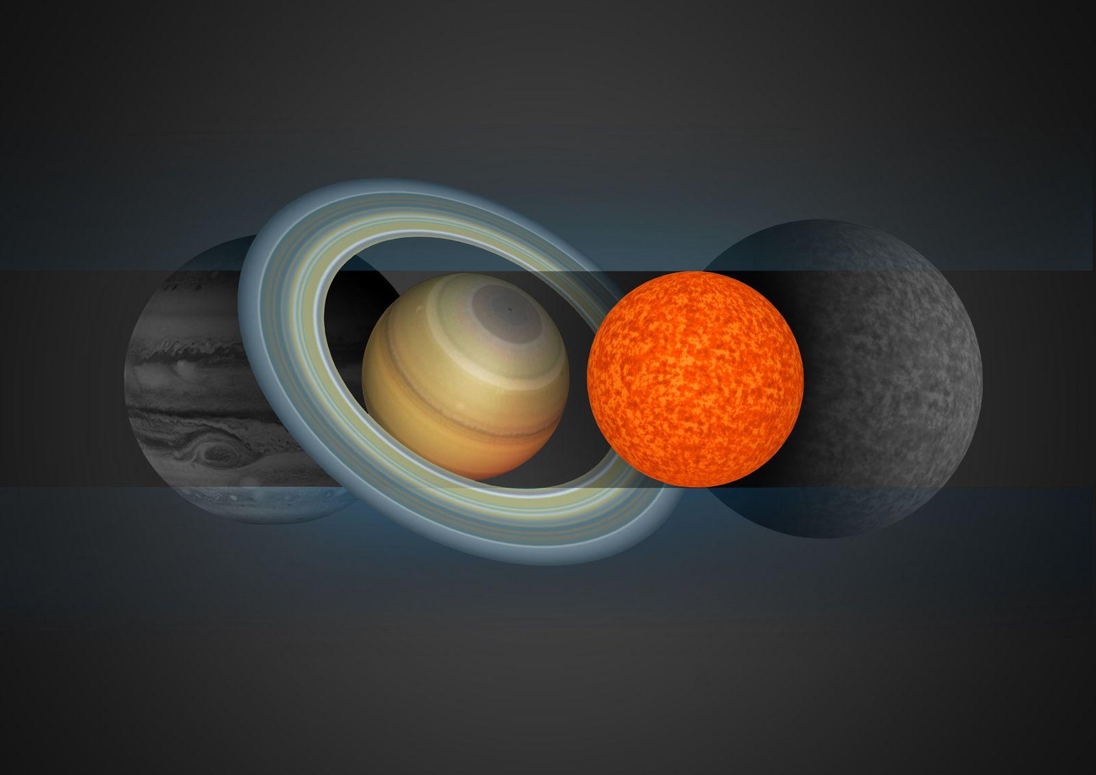 EINMALIGE VERWENDUNG Britische Forscher finden kleinsten je entdeckten Stern