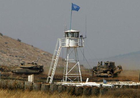 Ein Uno-Posten im Südlibanon: Israel bedauert seinen tödlichen Angriff auf Blauhelm-Soldaten