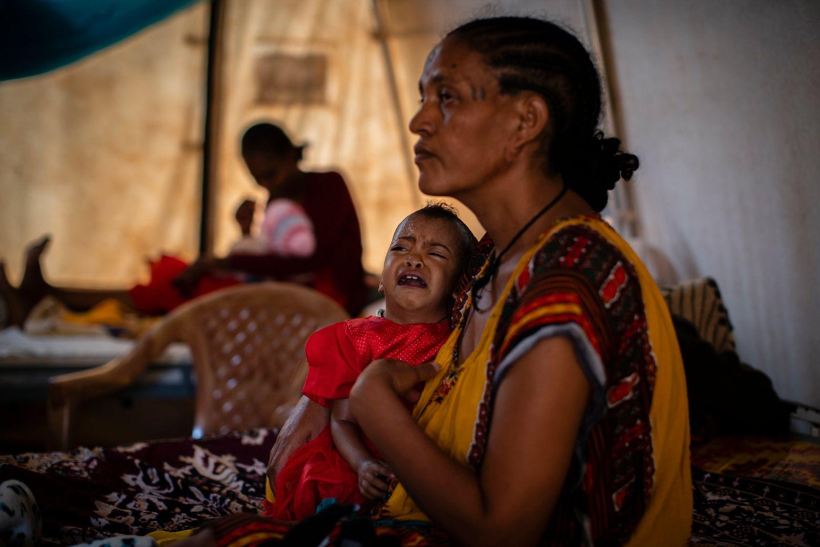 Ethiopia Trapped Beyond Aid