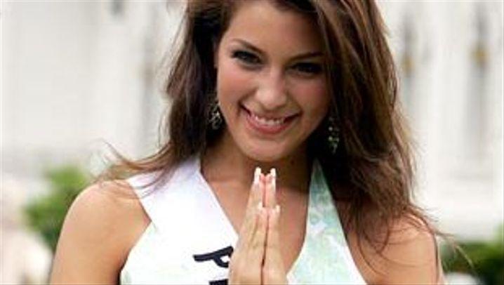 Miss-Universe-Wahl: Erstes Zusammentreffen der Schönsten