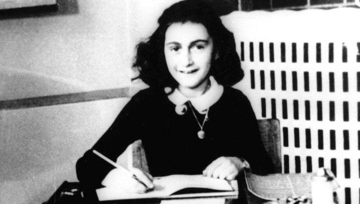 """Anne Frank: """"Ich will fortleben, auch nach meinem Tod"""""""