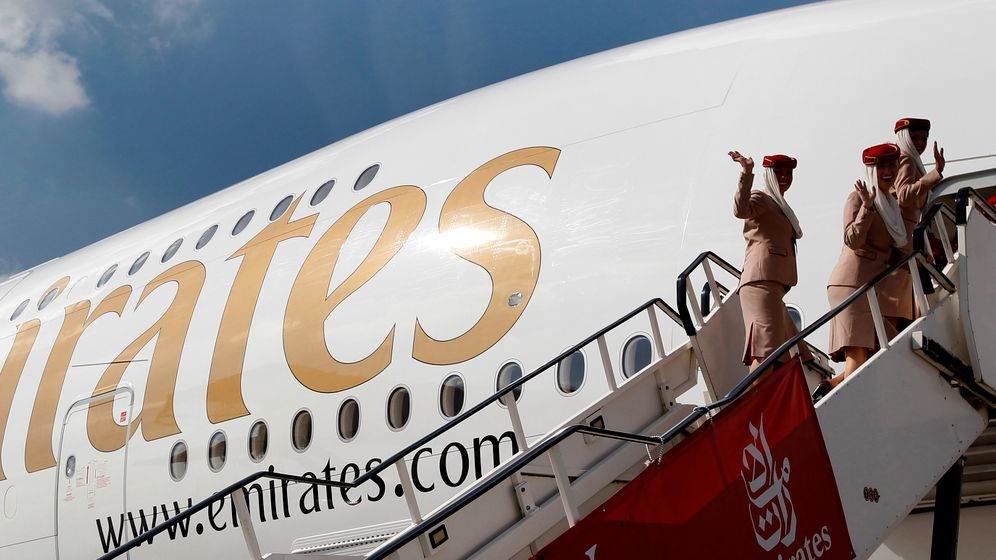 Photo Gallery: Emirates Airline Recruits in Germany