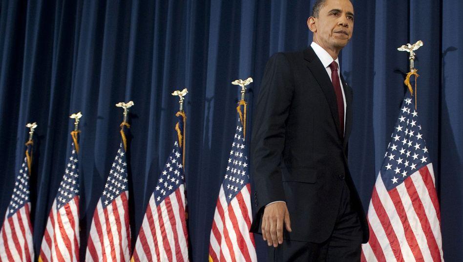 Redezum Libyen-Einsatz: Obamas Schlappe an der Heimatfront