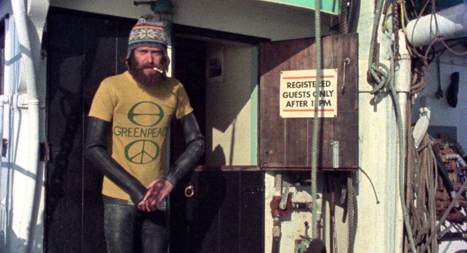 Aufstieg von Greenpeace: Zwölf Hippies gegen die Weltmächte