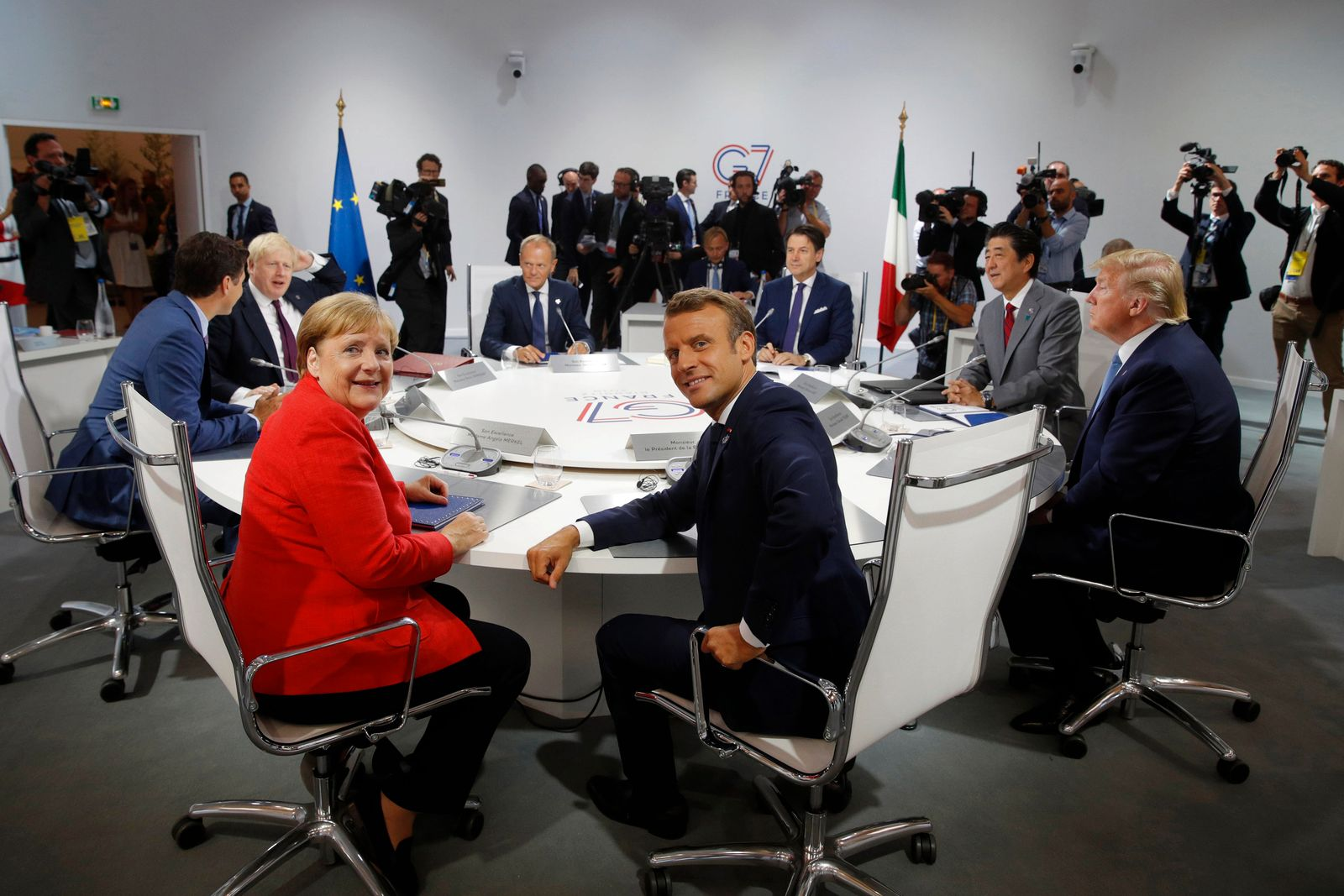 G7 Back in the Room