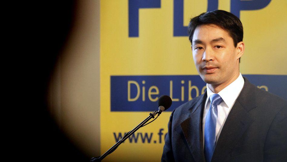 """FDP-Chef Rösler: """"Scharfe"""" Reaktion von Kanzlerin Merkel"""