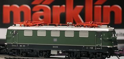"""Märklin-Lokomotive: """"Extrem bekannte Marke"""""""