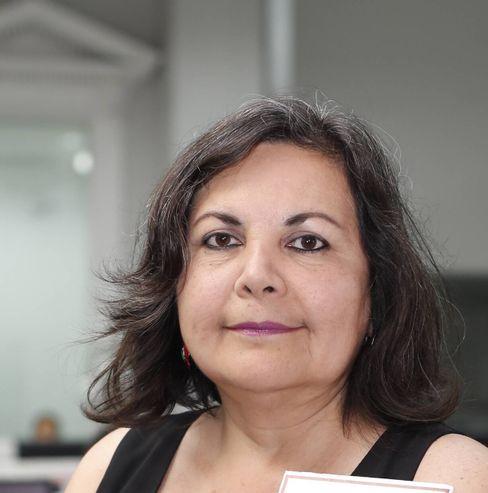 Mehrheit verfehlt: Hochschulprofessorin und Menschenrechtsaktivistin Rocío Silva Santisteban