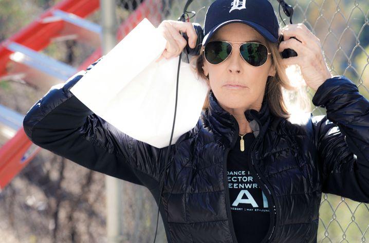 Regisseurin Kathryn Bigelow: Meisterin des politischen Thrillers.