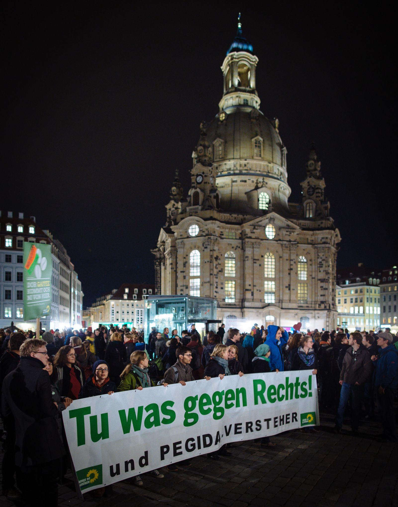Herz statt Hetze in Dresden
