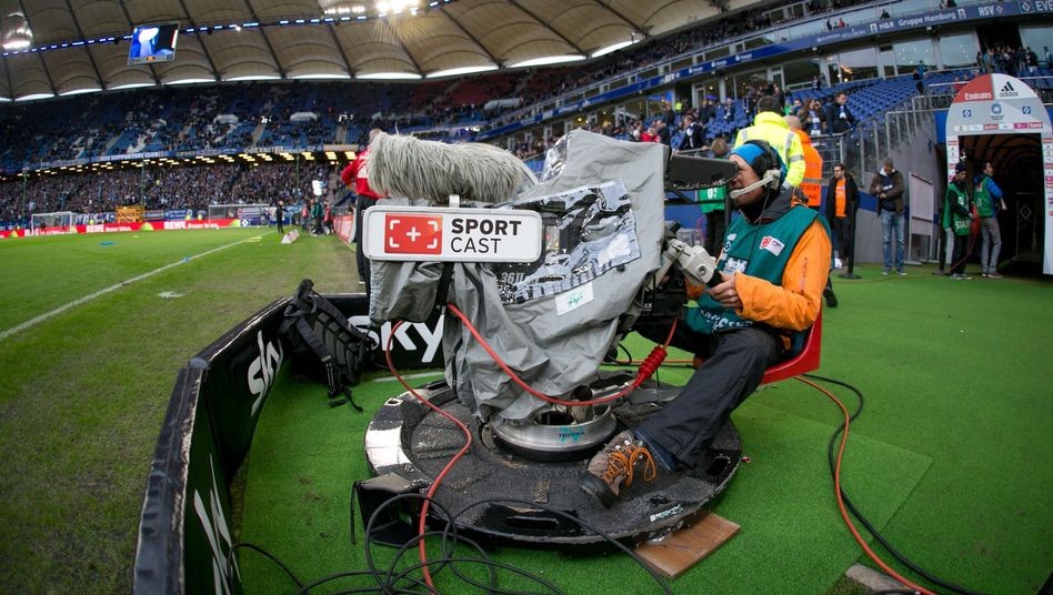 Bundesliga-Live-Übertragung