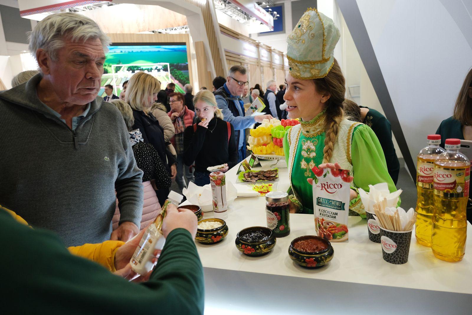 Green Week Agricultural Trade Fair Opens In Berlin