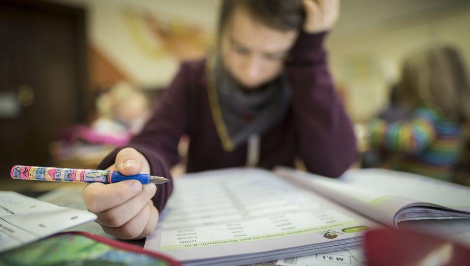 OECD-Vergleich: Beim Lesen sind Deutschlands Schüler vielen anderen überlegen