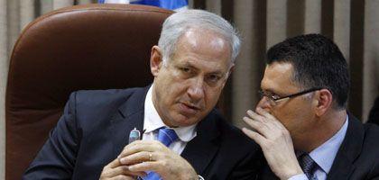 Soll Israels Regierung bilden: Likud-Chef Netanjahu