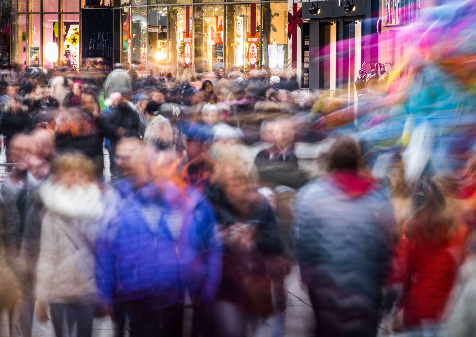Symbolbild Konsum / Shoppen