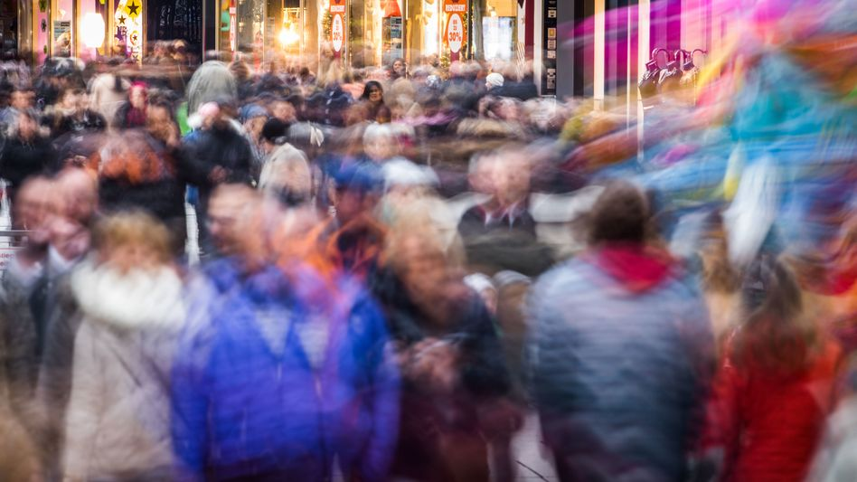 Menschen in Deutschland (Symbolbild)
