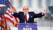 Giuliani droht Rauswurf aus der Anwaltsvereinigung