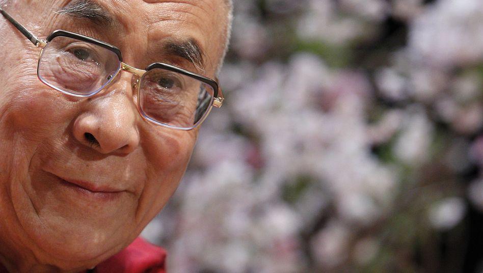 """Dalai Lama auf Kongress in Zürich: """"Gebt mir dieses Oxytocin"""""""