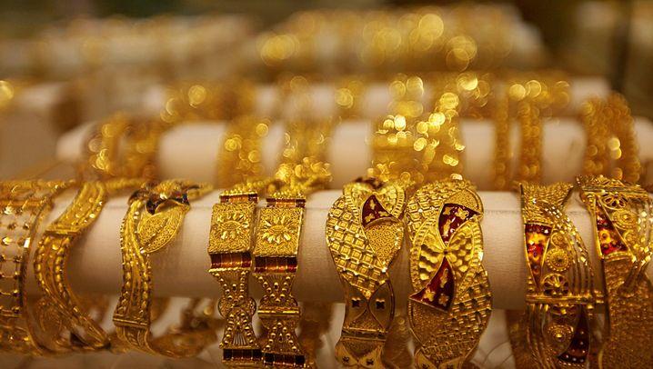 Edelmetall: Zehn Fakten über die Deutschen und ihr Gold