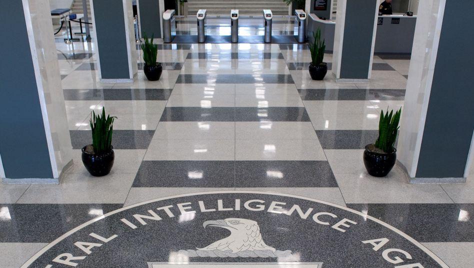 CIA-Hauptquartier in Langley: Ein riesiges Netz von grundlosen Behauptungen