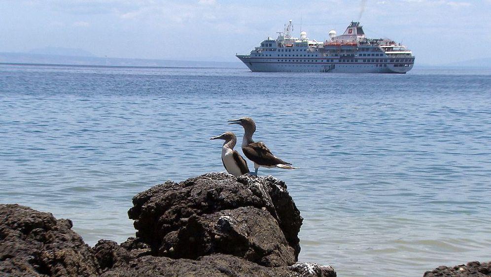"""MS Hanseatic"": Ein Luxusliner im Panamakanal"