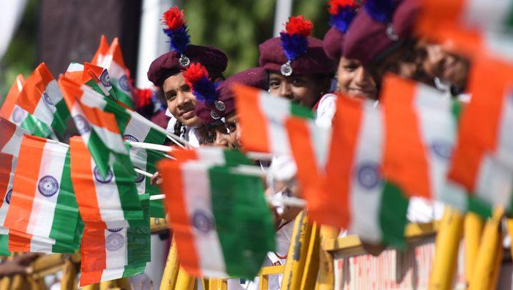 Steuerreform in Indien: Eine für alle