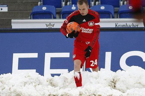 Leverkusens Kadlec: In Zukunft kürzere Winterpause