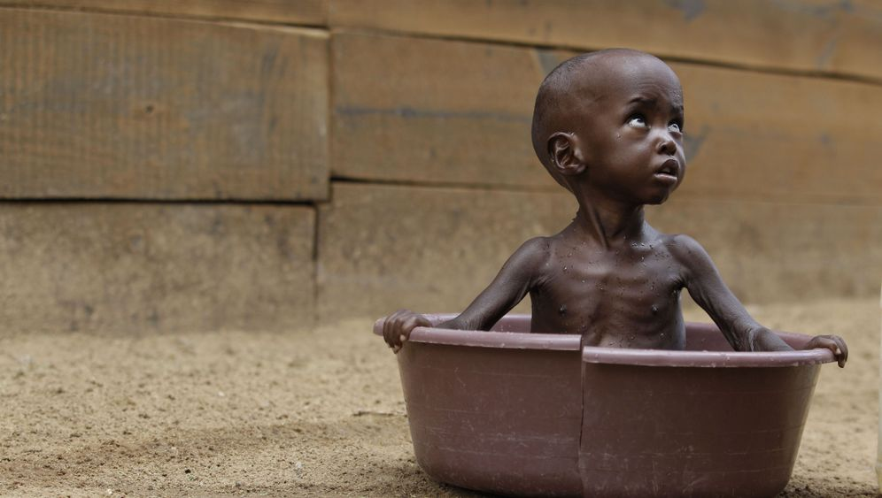 Photo Gallery: Famine in East Africa