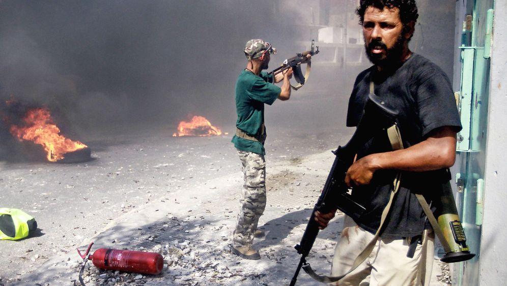 Libyen: Aufständische setzen Offensive fort