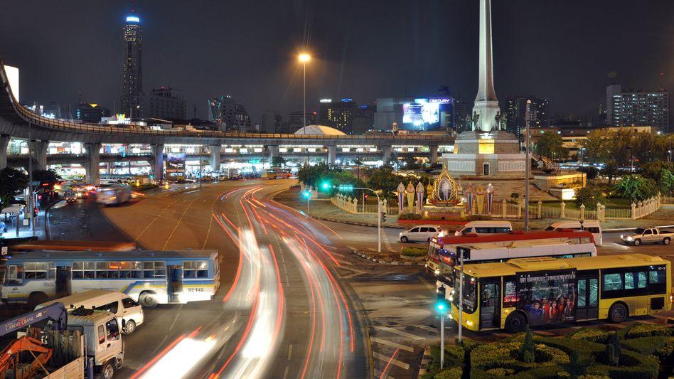 City von Bangkok: Kein Austragungsort der Formel 1