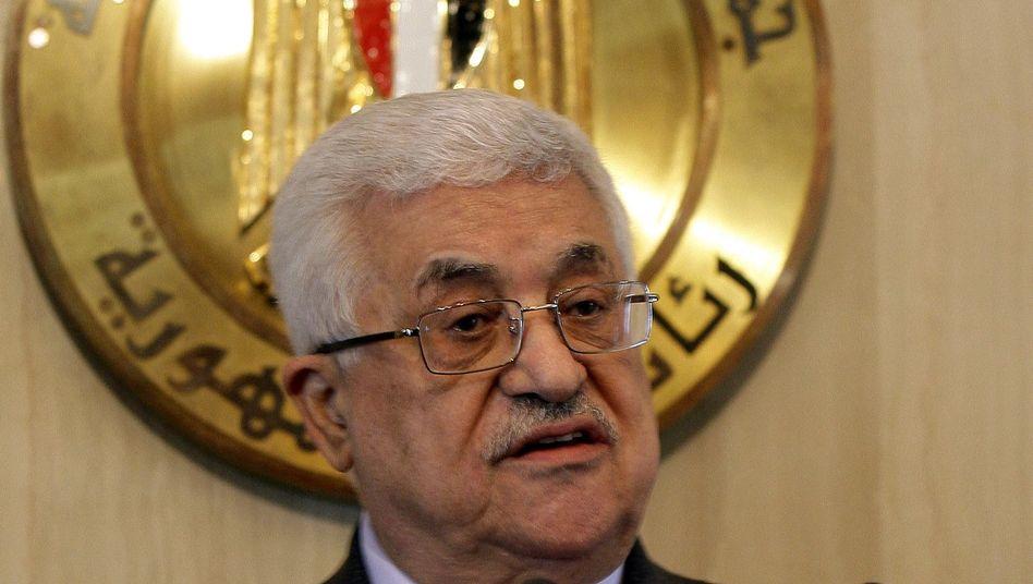 Geheime Palästina-Papiere: Enthüllungenschüren Wut auf Abbas