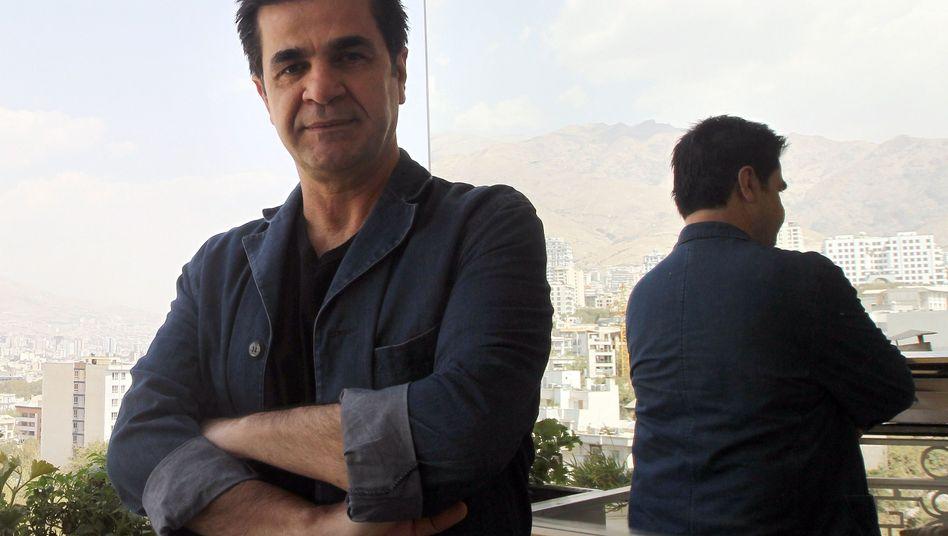 Jafa Panahi in Teheran: Ein Gericht hat den Regisseur zu sechs Jahren Haft verurteilt.