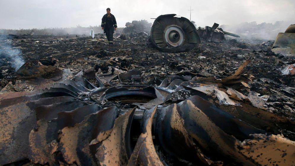 Flug MH17: Die Spur des Abschusses