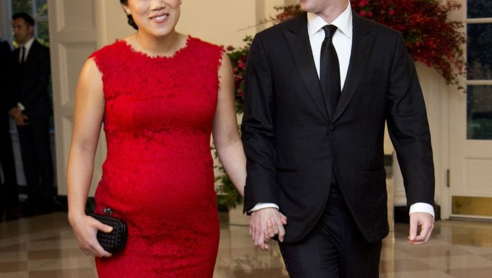 Mark Zuckerberg: Mutter, Vater, Kind