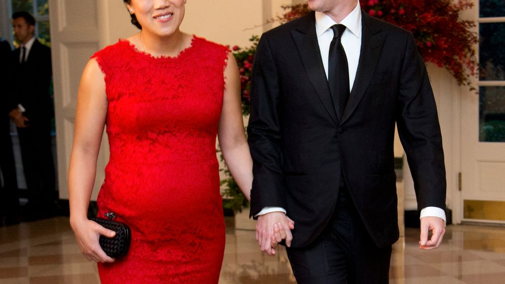 Mark Zuckerberg: Mutter, Vater, Kind