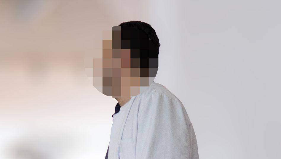 Mediziner Hafiz A.