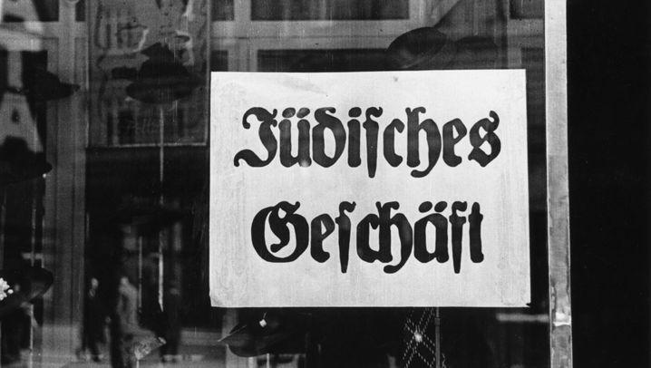 Juden in Nazideutschland: Recht- und schutzlos