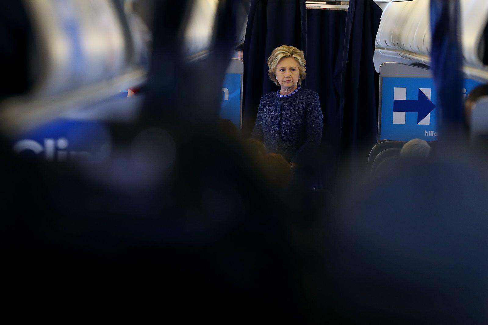 Clinton Hillary