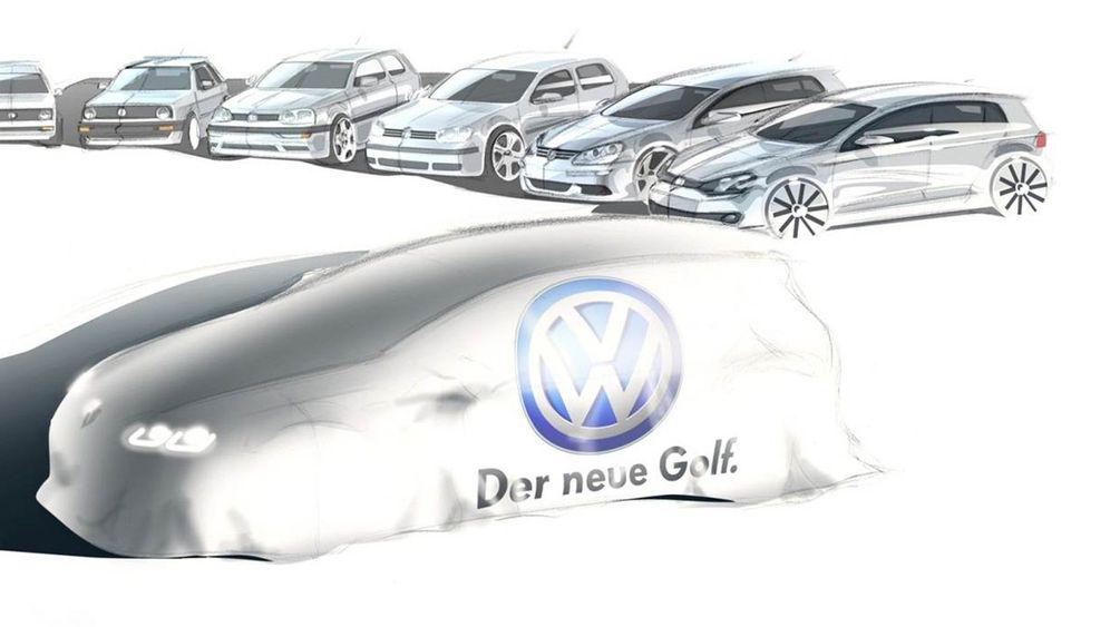 VW Golf VII: Viel sparsamer und leichter
